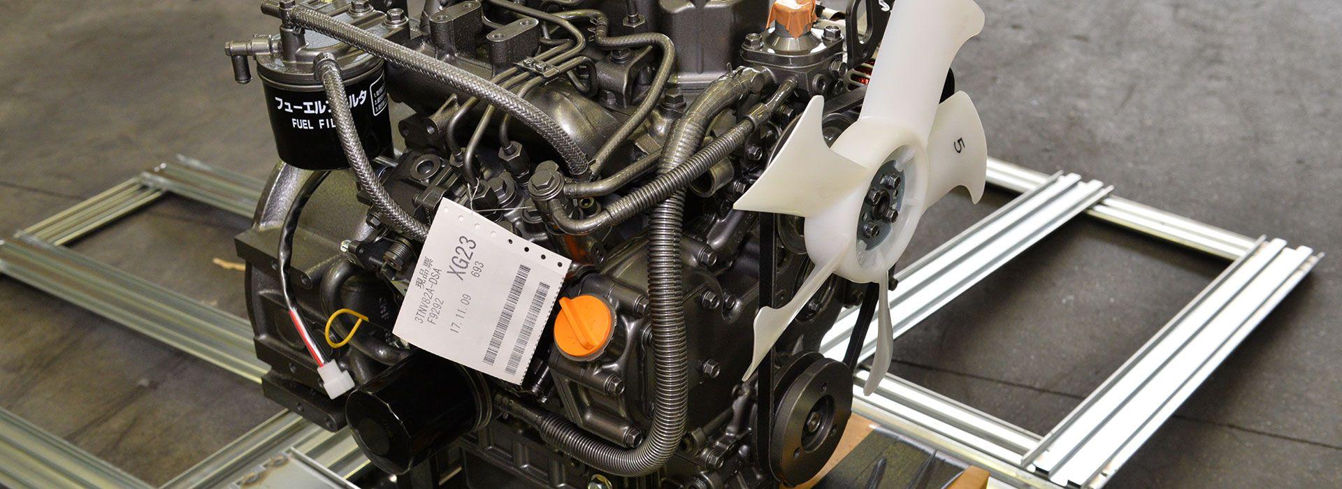 2M srl è fornitrice di motori yanmar diesel, tra i migliori sul mercato come affidabilità, durata e prezzo.