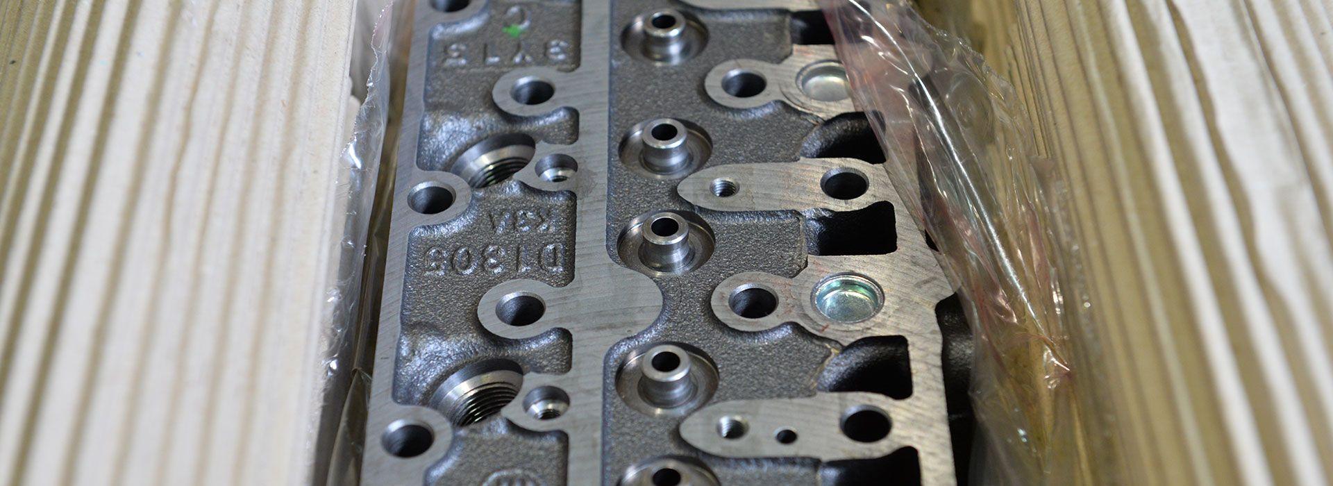 Zylinderköpfe für Kubota Motoren